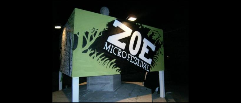 ZOE Microfestival è un festival artistico che si tiene a Pesaro nel mese di Luglio