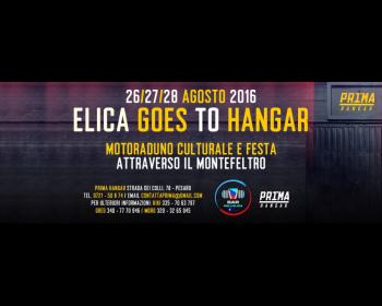 Elica goes to Hangar – Motoraduno nel Montefeltro