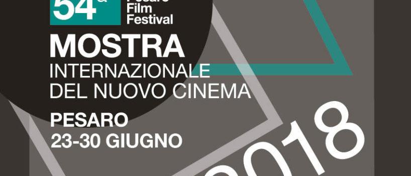 festival del cinema del nuovo cinema a pesaro