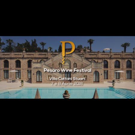 Il festival del vino d'artigianato quest'anno si terrà nella bellissima location pesarese di Villa Cattani Stuart