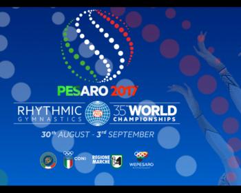 Campionati del mondo di Ginnastica Ritmica a Pesaro