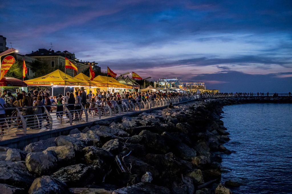 Europa Street Food Festival è alla 3° edizione a Pesaro