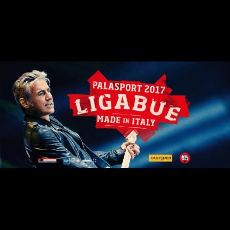 Il 18 ottobre 2017 all'Adriatic Arena di Pesaro si terrò il concerto di Ligabue