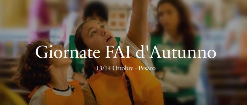 banner Giornate FAI d'Autunno 2018