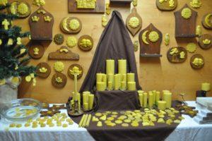 prodotti di cera a Candele a Candelara