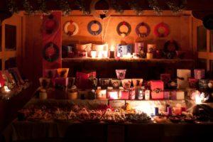 mercatino a Candele a Candelara