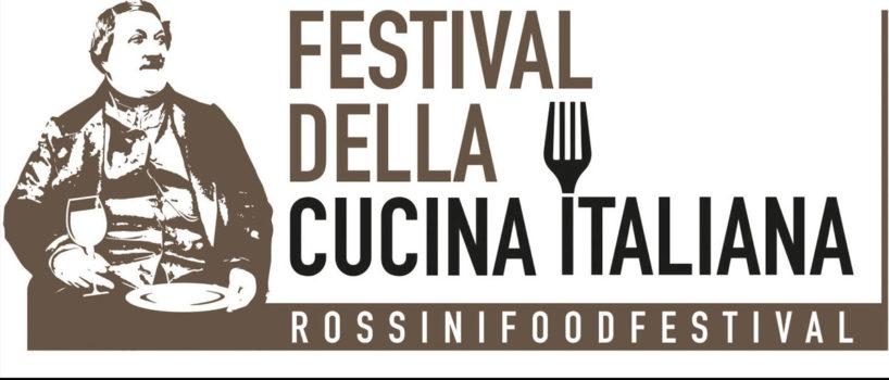 locandina Festival della Cucina Italiana 2019