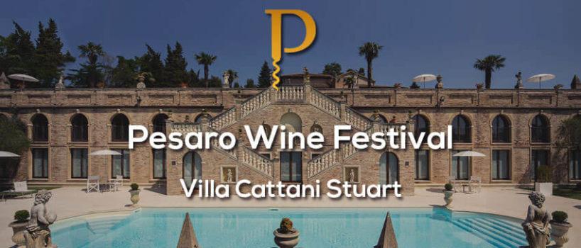 Copertina Pesaro Wine Festival