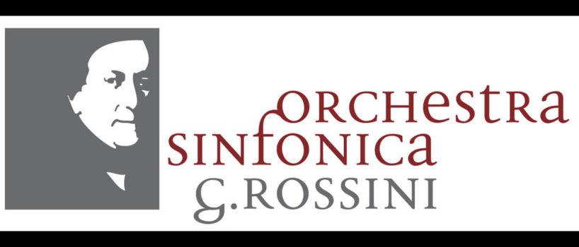 Logo dell'orchestra sinfonica Rossini