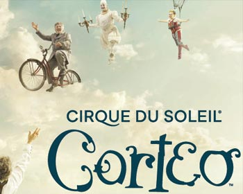 Manifesto di Corteo, un evento di Cirque du Soleil