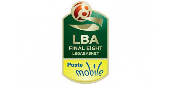 Logo Final Eight Coppa Italia basket