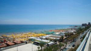 Stabilimenti balneari a Pesaro