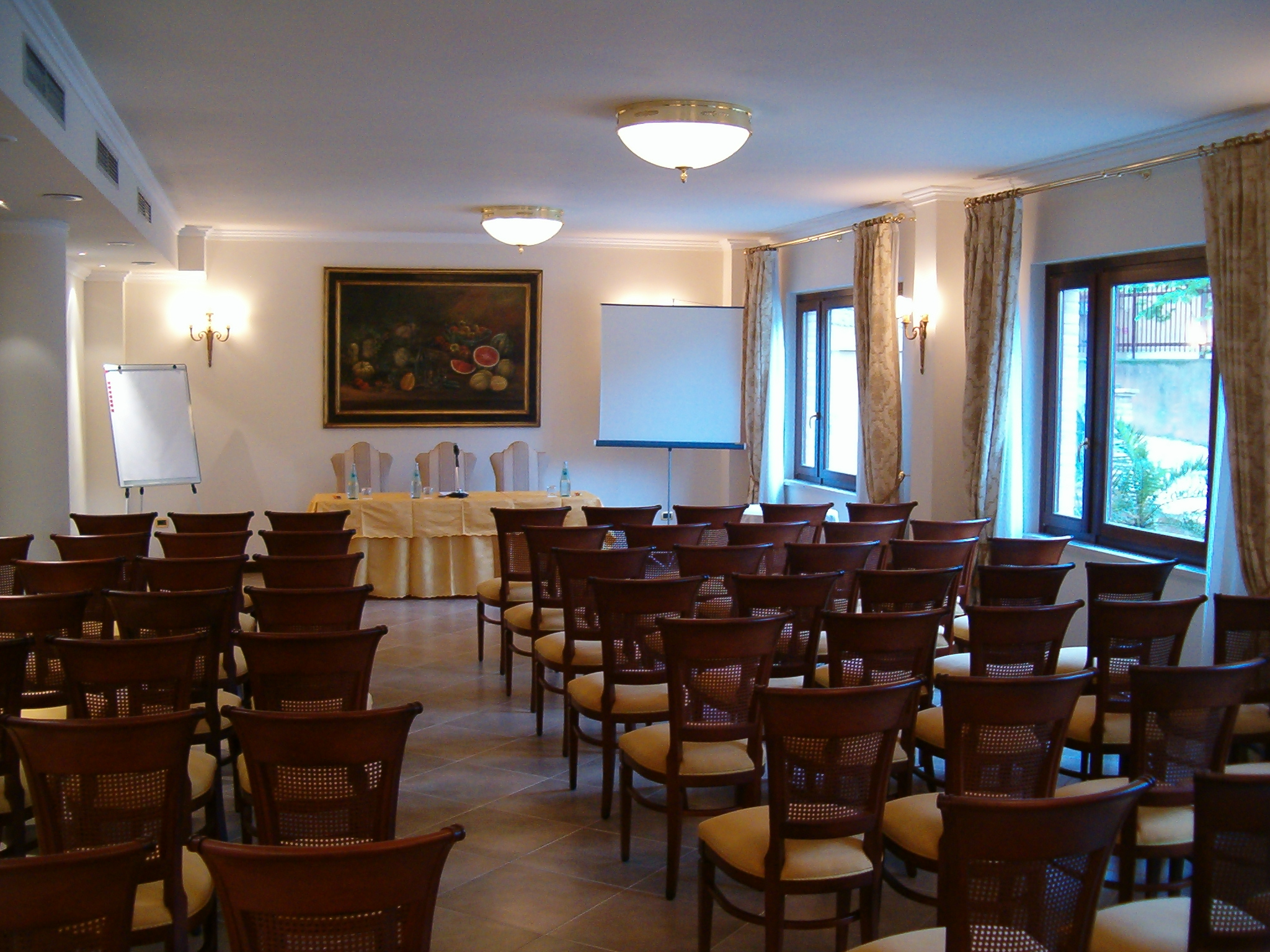 Rossini Hall