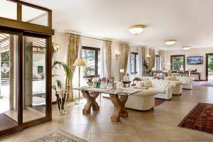 Hall Hotel Villa Cattani Stuart 27