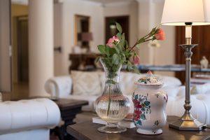 Hall Hotel Villa Cattani Stuart