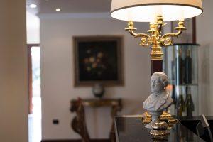 Hall Hotel Villa Cattani Stuart 7