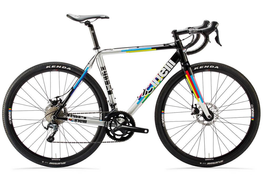 Bicicletta Gravel Cinelli modello Zydeco