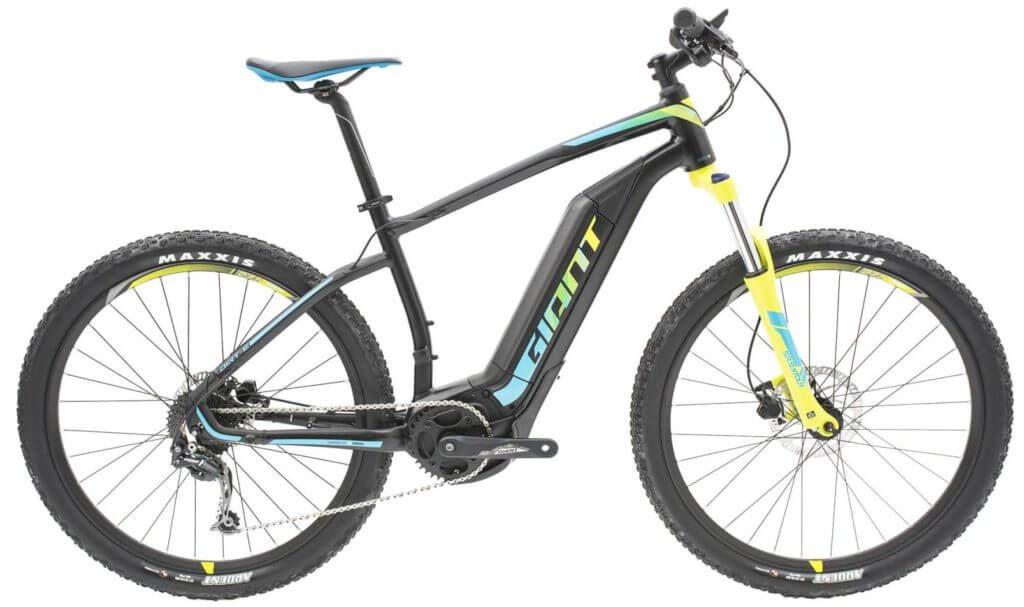 Bicicletta elettrica modello Giant E-Dirt 3
